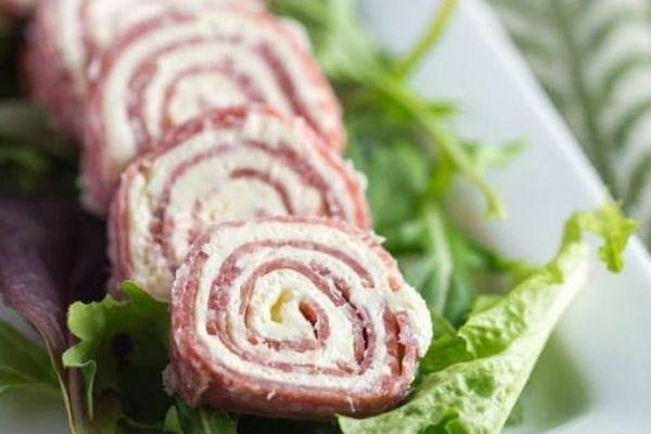 salami roll ups